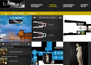 app musées du louvre