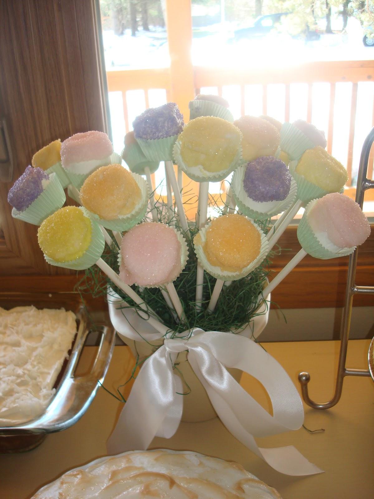 LoveNLoot: Marshmallow Flower Bouquet!