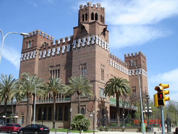 Barcelona - Parc de la Ciutadella si Zoo
