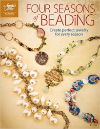 Books I'm In: Four Seasons of Beading