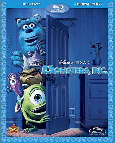 Monsters, Inc. [2001] [Brrip-Mkv] [Dual Español Latino-Inglés] [MC]