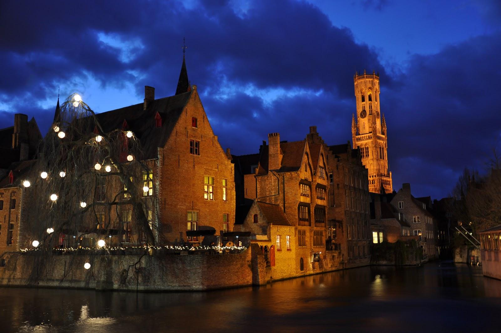 Flandes Ghent Bruges