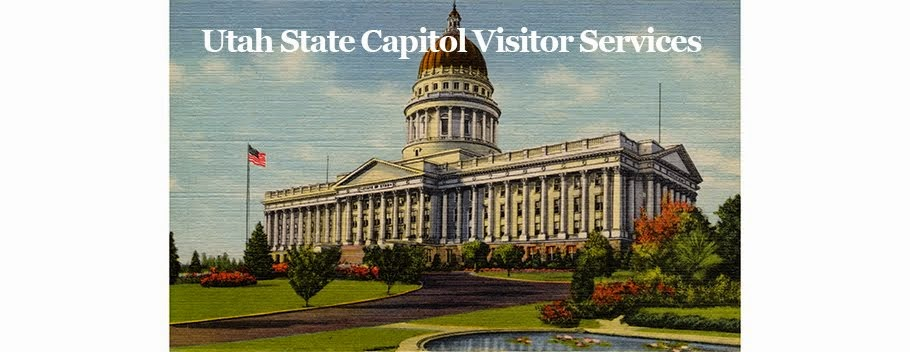 Utah State Capitol Visitor Services