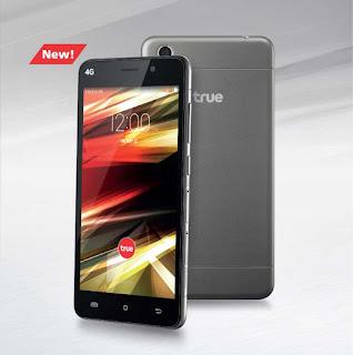 ราคามือถือ True SMART 4G 4.0 Android 5.0 Quad Core 1.0 GHz กล้อง 5 ล้านพิกเซล