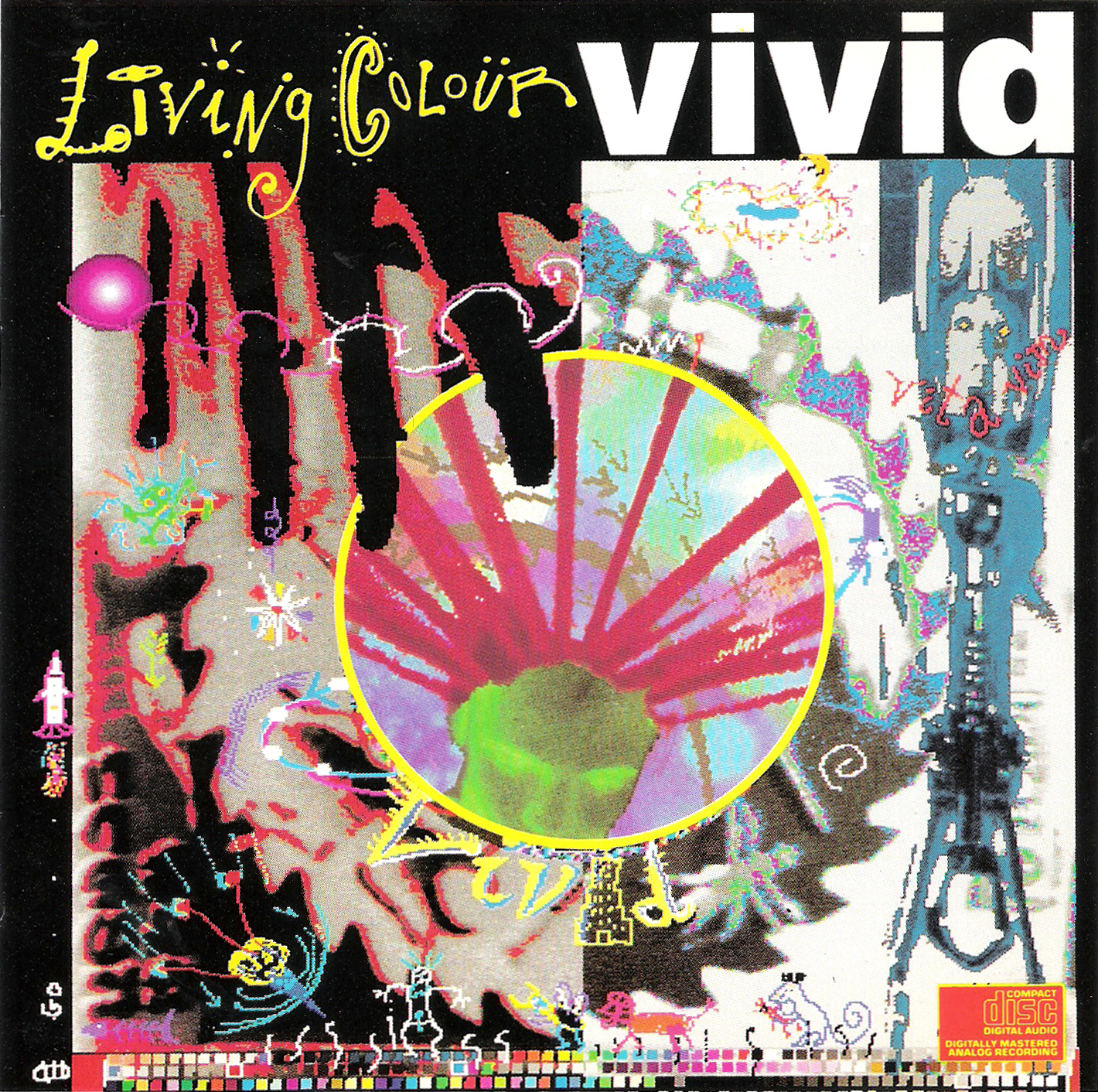 cult of personality Living colour - cult of personality lyrics {and during the few moments that we have left we want to talk, right down to earth in a language that everybody here can.