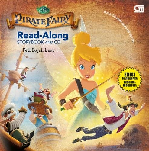 Buku Seri Disney Faires : Peri Bajak Laut
