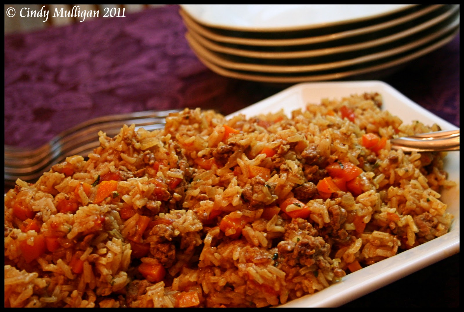How to cook crumbly lamb pilaf 77