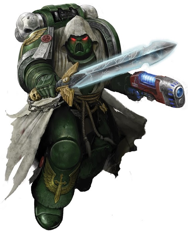 Dreadnoughts and Veteran Options for Dark Angels
