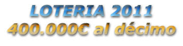 loteria 2011
