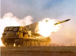 M270 Multiple Launch Rocket System (M270 MLRS)