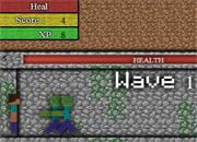 Minecraft Ataque Zombi