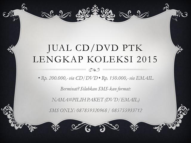 PTK Gratis, Download PTK, PTK Sekolah, PTK Kepala Sekolah, PTK Murah