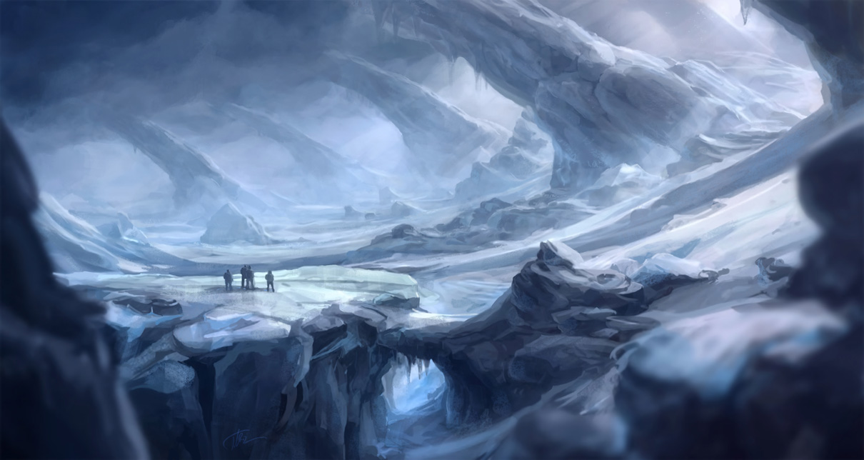 Image result for snowy wasteland