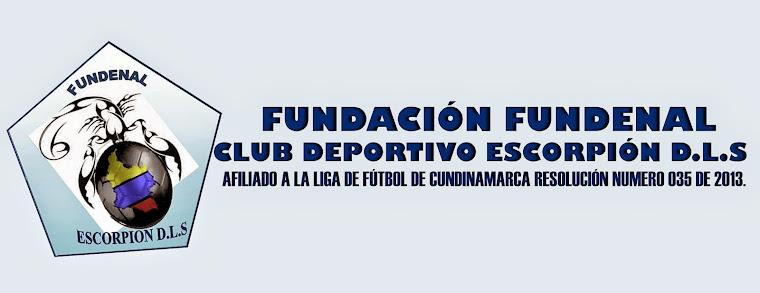 FUNDACION DEL DEPORTE NACIONAL FUNDENAL, CLUB DEPORTIVO ESCORPIÓN DE LA SABANA MADRID CUNDINAMARCA