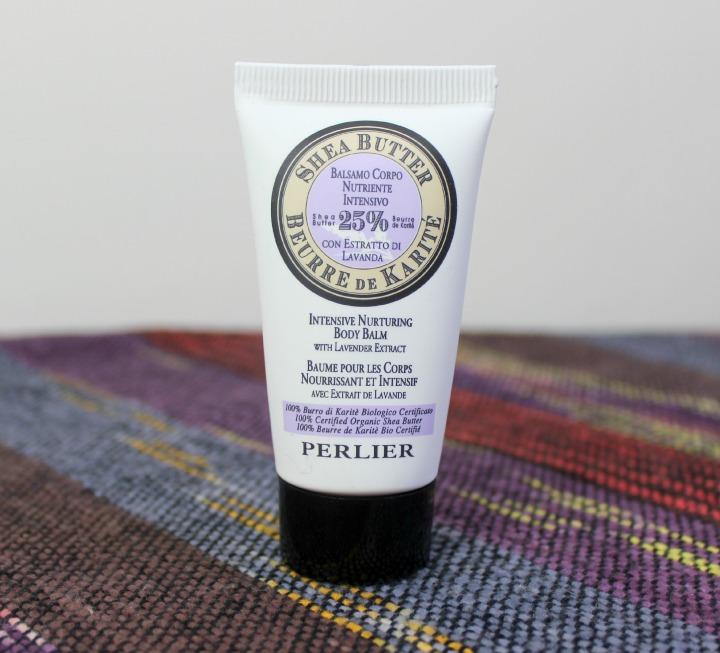 Perlier Intensive Nurturing Body Balm in Lavender