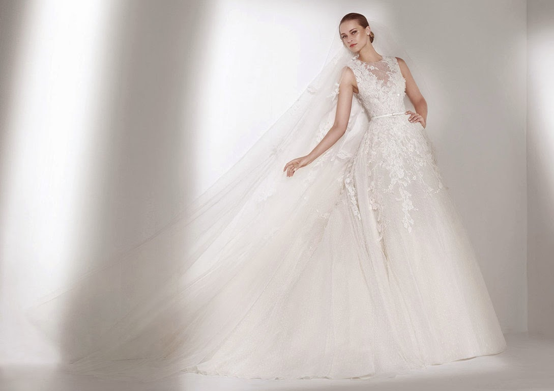 Wedding Dresses Collection 2015 by Elie Saab