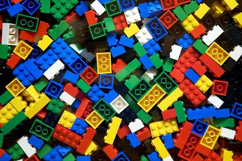 Curiosidades do brinquedo antigo lego