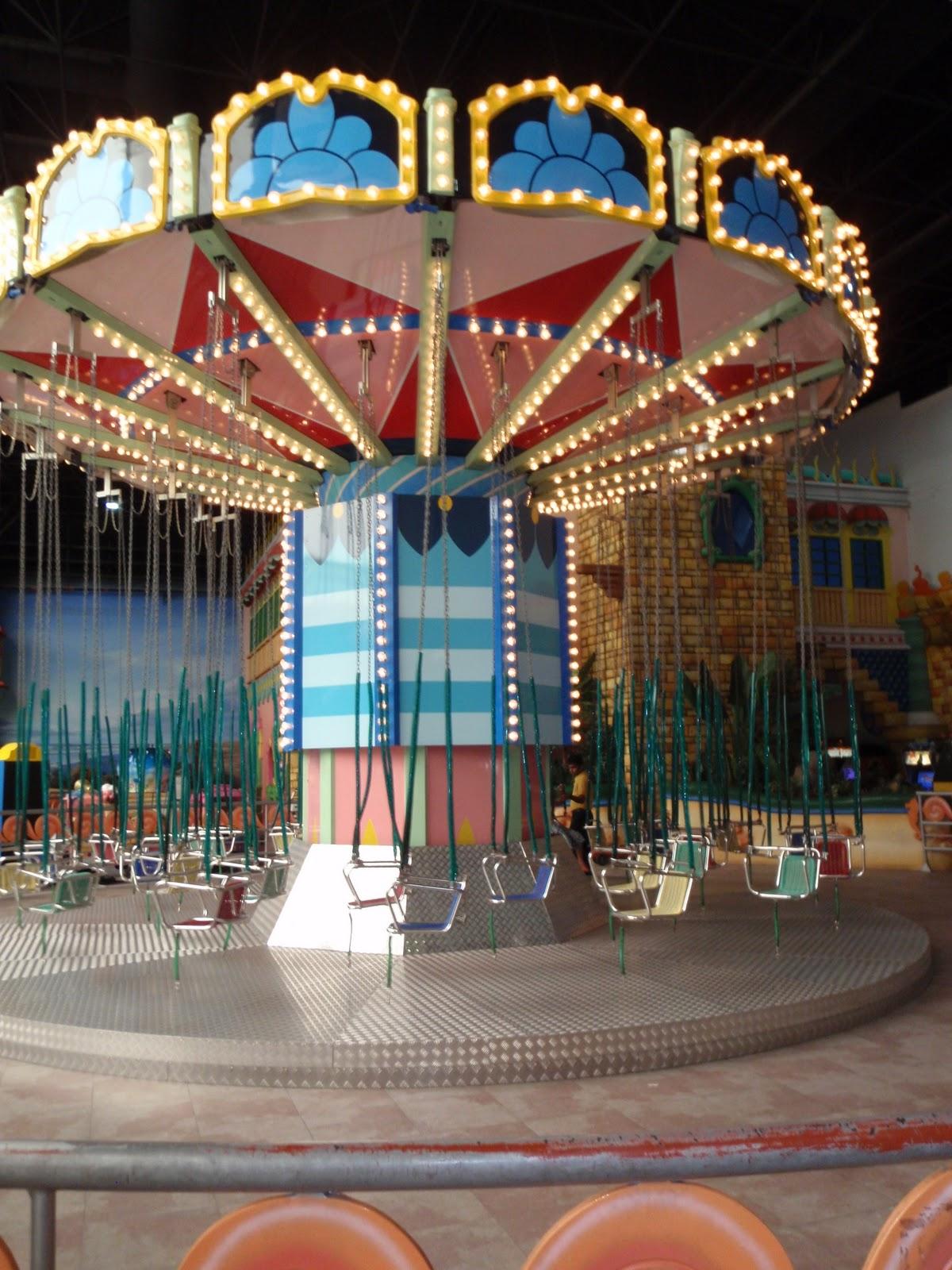 Saudi Scenes Al Rashid Mall Toy Town
