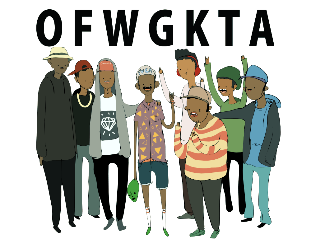 Wallpapers And Figured We Could Put Up A Few Odd Future Its Our Way Of Saying Great Job On Getting All Those Passing D Your Summer