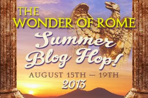 WONDER of ROME BLOG HOP