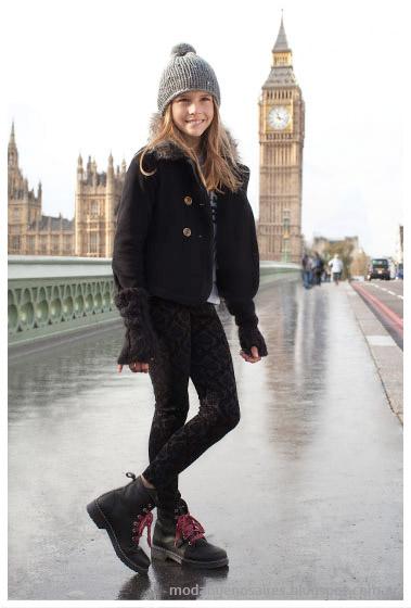 Mimo & Co camperas otoño invierno 2015, moda otoño invierno 2015 infantil.