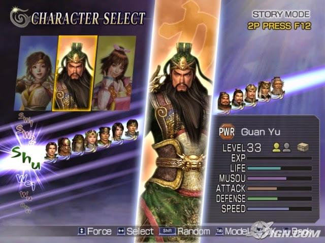 Download Warriors Orochi Full RIP Untuk PC