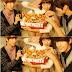"""[Twitter Update] Hyorin to BoyFriend, """"Don't Touch My Pizza"""""""
