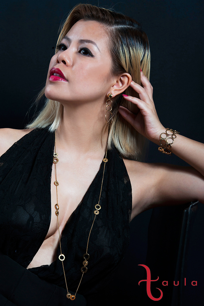 Taula jewelry campaign styled by Crystal Phuong
