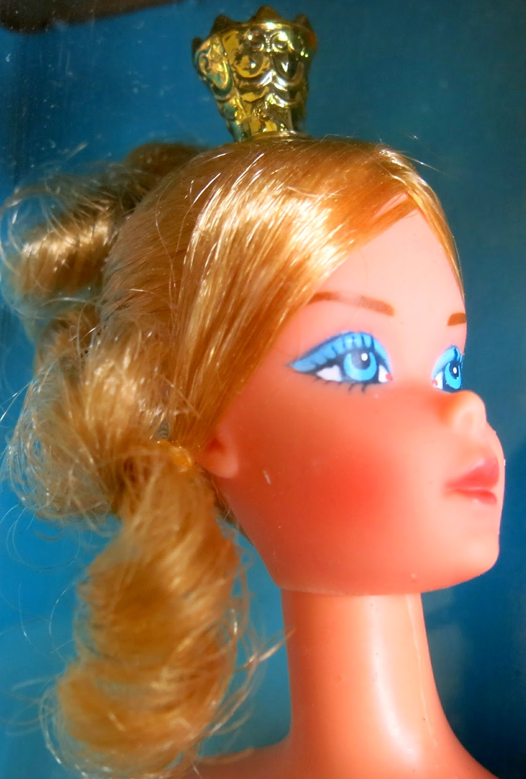 My vintage barbies blog barbie of the month ballerina on tour - Barbie ballerine ...