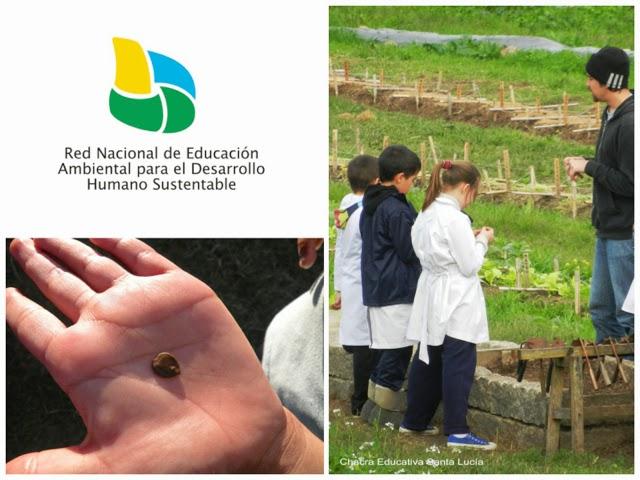 Red Nacional de Educación Ambiental - Chacra Educativa Sta Lucía