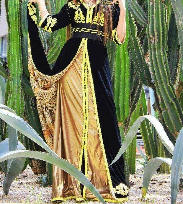 جديد القفطان المغربي 2015 caftan marocain