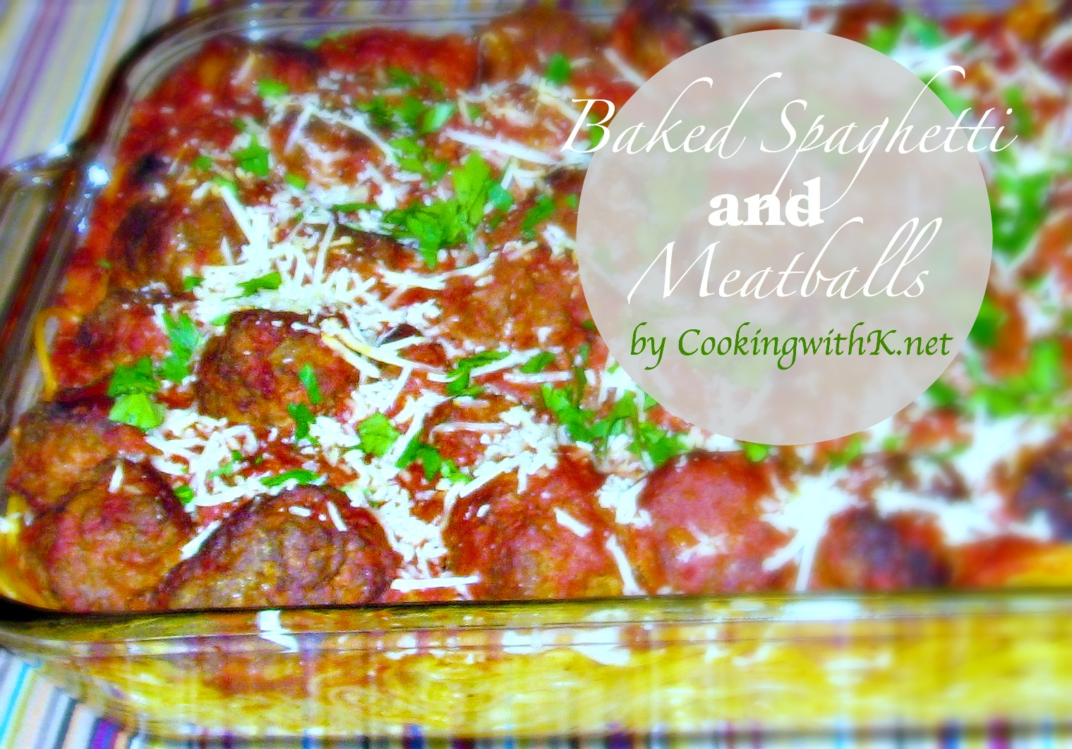 heaping plate of spaghetti and meatballs gives a feeling of comfort ...