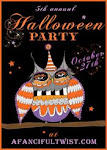 Halloween Party October 27th 2012