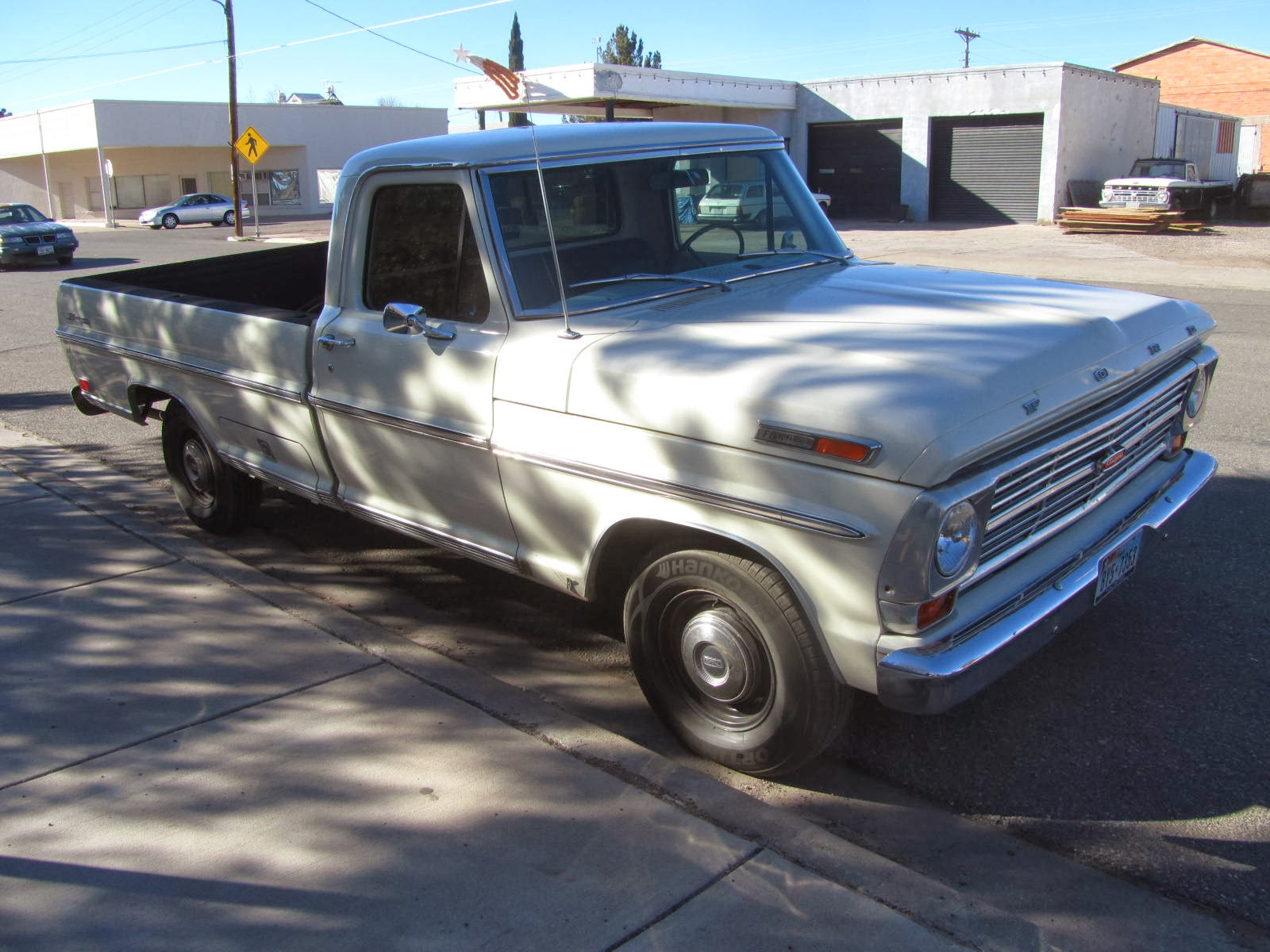 1972 Ford F100 Exhaust System : Upcoming suv india autos post