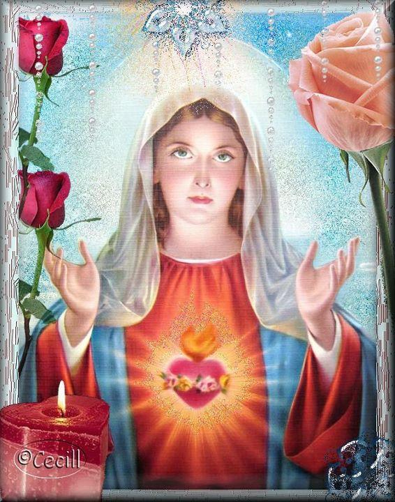Inmaculado Corazón de María