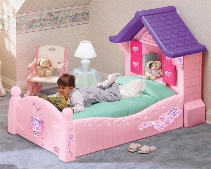 Little Tikes Cozy Cottage Toddler Bed U0026 Mattress