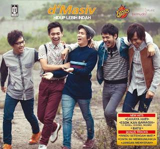 Lirik Rindu Setengah Mati - D'MASIV Feat. Kevin Vierra