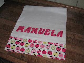 Fralda Manuela