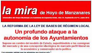 COMENTARIOS A LA REFORMA DE LA LEY DE BASES DE RÉGIMEN LOCAL