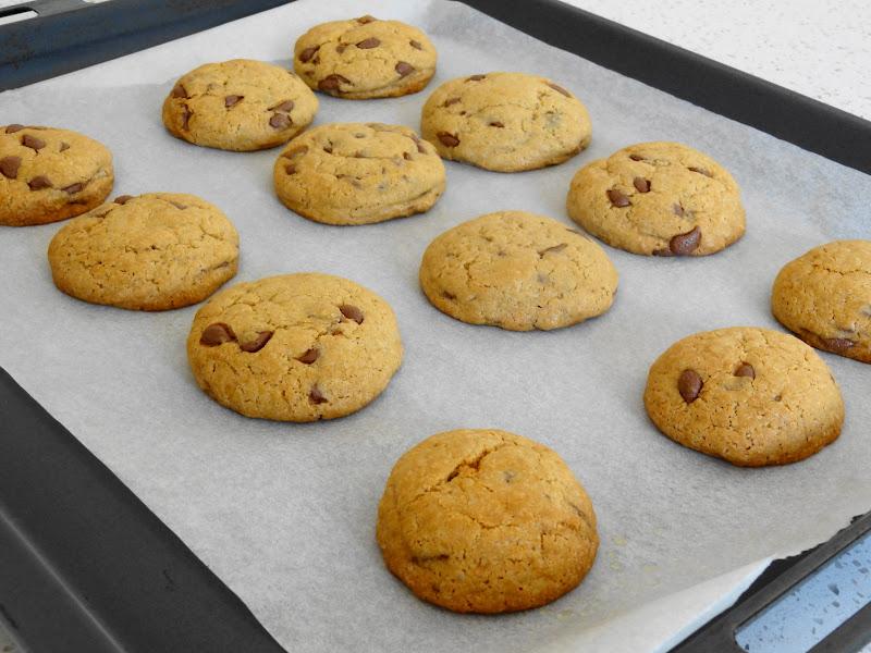 Veganise This Chocolate Chip Cookies