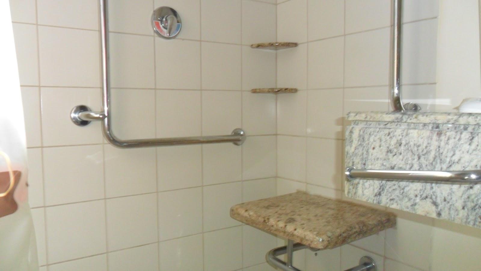 BLOG DAS PESSOAS COM DEFICIÊNCIA: SÉRIE BANHEIRO ACESSÍVEL ? 1# #78674B 1600x901 Banheiro Acessivel Com Pia
