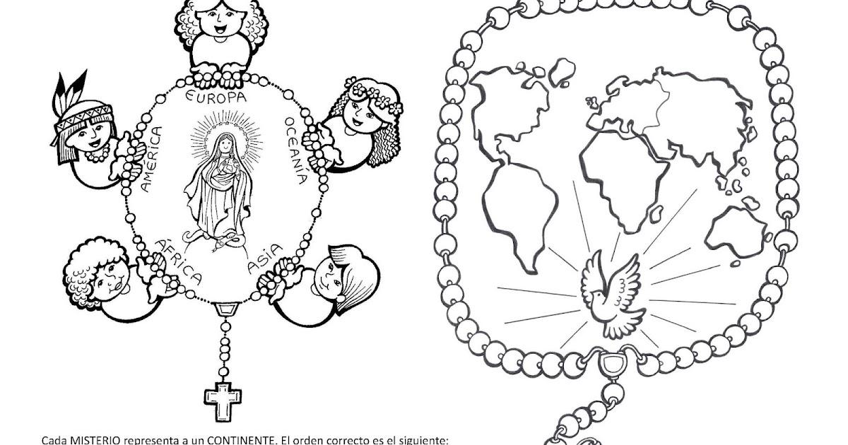 El Rosario Misionero Para Ninos - Ancora.store •