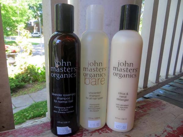 john masters organics review