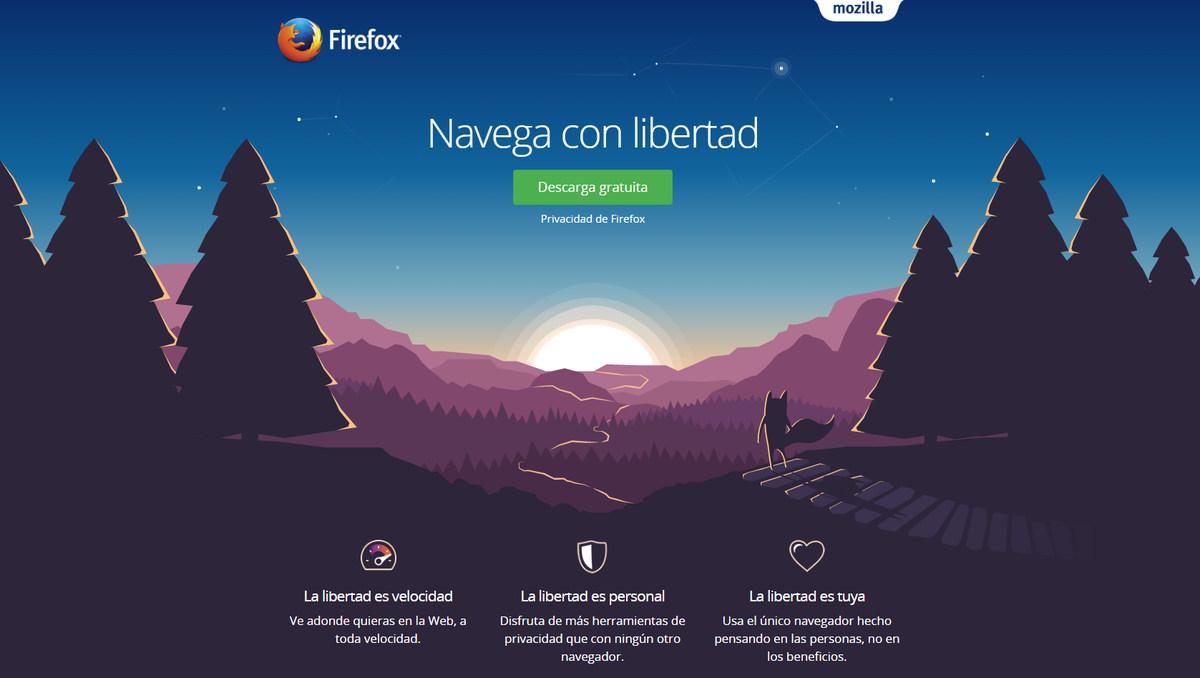 Mozilla Firefox 52