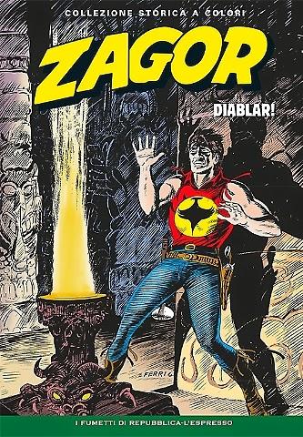 Zagor e altro zagor collezione storica a colori - Dove stampare pagine a colori ...
