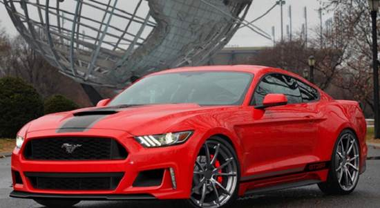 2017 Ford Mustang Mach 1 World4ford