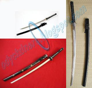 Katana Pedang Samurai Jepang