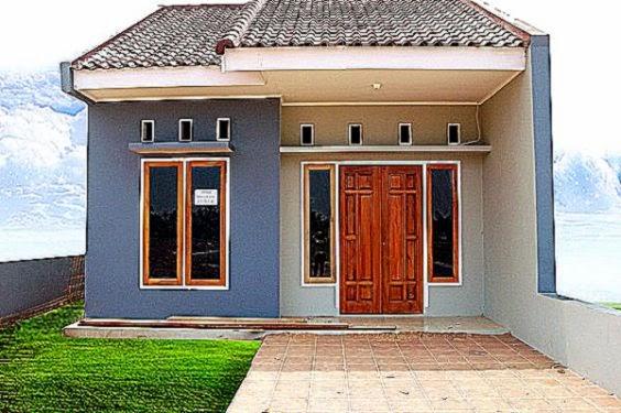 Pilihan Pilihan Populer Dari Gambar Rumah Sederhana Tapi Elegan