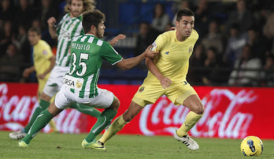 Villarreal 1 - 0 Real Betis (2)
