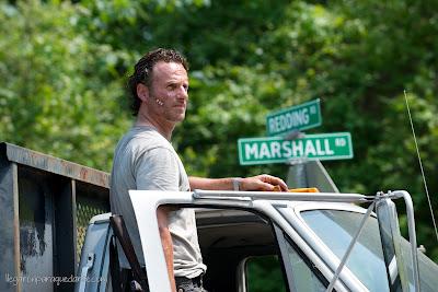 TWD 6x01 - Andrew Lincoln como Rick Grimes